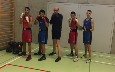 SwissBoxing LC Cup 2018